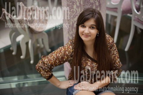 Zoryana from Ivanofrankovsk 18 years - loving woman. My small public photo.
