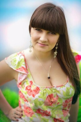 Zoryana from Ivanofrankovsk 18 years - single russian woman. My big primary photo.