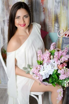 Maryana from Nikolaev 26 years - seeking soulmate. My small primary photo.