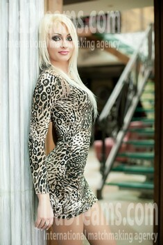 Violetta from Nikolaev 27 years - nice fiancee. My small public photo.