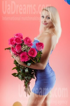 Violetta from Nikolaev 27 years - single lady. My small public photo.