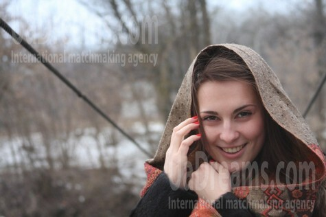 Veronika from Poltava 22 years - Kind-hearted woman. My small public photo.