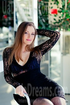 Yana from Kharkov 41 years - single lady. My small public photo.