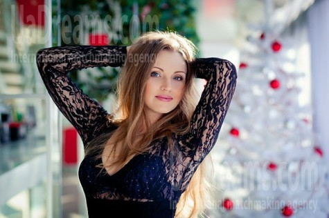 Yana from Kharkov 42 years - look for a man. My small public photo.
