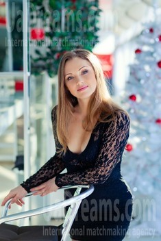 Yana from Merefa 41 years - ukrainian girl. My small public photo.