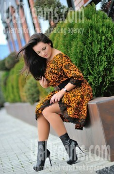 Lenurochka from Simferopol 23 years - intelligent lady. My small public photo.