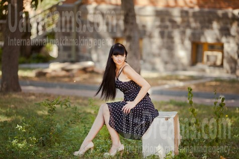 Irina from Poltava 25 years - wants to be loved. My small public photo.