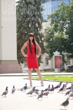 Irina from Poltava 25 years - it's me. My small public photo.