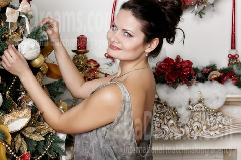 Tanya from Dnepropetrovsk 28 years - girl for marriage. My small public photo.
