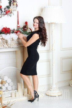 Tanya from Dnepropetrovsk 28 years - future wife. My small public photo.