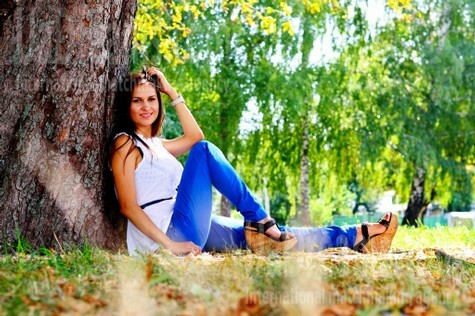 Katerina from Poltava 21 years - attractive lady. My small public photo.