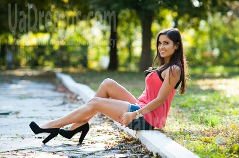 Katerina from Poltava 23 years - happy woman. My small public photo.