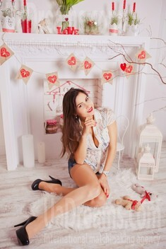 Katerina from Poltava 22 years - romantic girl. My small public photo.