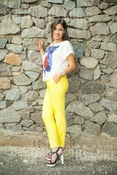 Katerina from Poltava 22 years - sunny day. My small public photo.