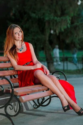 Victoria from Poltava 20 years - lovely girl. My small primary photo.
