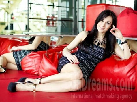 Eugenia from Kharkov 34 years - single lady. My small public photo.