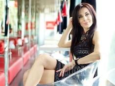 Eugenia from Merefa 33 years - ukrainian woman. My small public photo.