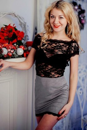 Natalia from Poltava 26 years - good mood. My big primary photo.