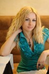 Oksana from Ivanofrankovsk 23 years - good mood. My small primary photo.