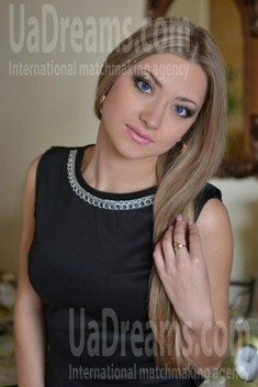 Anna from Sumy 24 years - intelligent lady. My small public photo.
