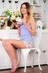 Tamara from Zaporozhye 28 years - ukrainian bride. My small primary photo.