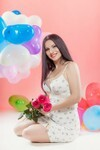 Elena from Nikolaev 22 years - future wife. My small primary photo.