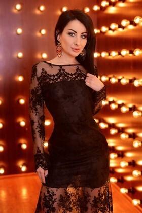 Tamara from Kharkov 27 years - favorite dress. My small primary photo.