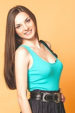 Kate from Nikolaev 23 years - it's me. My small primary photo.