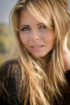 Anastasia from Cherkasy 26 years - beautiful woman. My small primary photo.