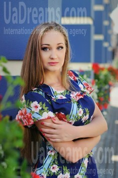 Alla from Rovno 27 years - desirable woman. My small public photo.