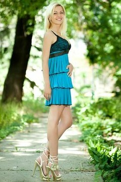 Yana from Odessa 26 years - future bride. My small primary photo.