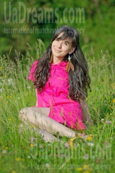 Sofia from Ivanofrankovsk 22 years - seeking man. My small public photo.
