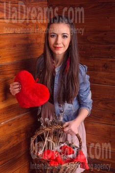 Sofia from Ivanofrankovsk 22 years - search for love. My small public photo.
