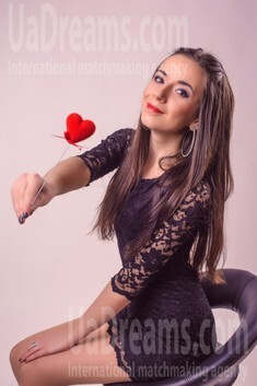 Sofia from Ivanofrankovsk 22 years - introduce myself. My small public photo.