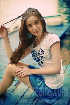 Sofia from Ivanofrankovsk 23 years - seeking man. My small public photo.