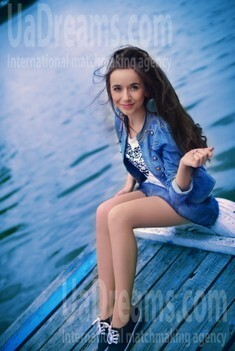 Sofia from Ivanofrankovsk 22 years - kind russian girl. My small public photo.