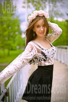 Sofia from Ivanofrankovsk 23 years - attentive lady. My small public photo.