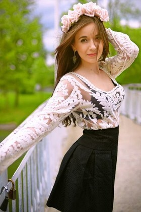 Sofia from Ivanofrankovsk 23 years - Kind-hearted woman. My small primary photo.