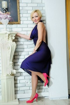 Julia from Cherkasy 36 years - lovely girl. My small primary photo.