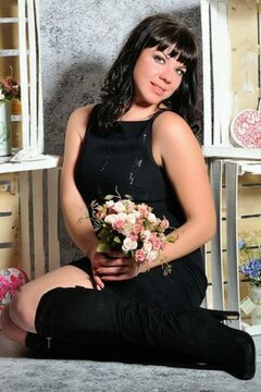 Eleonora from Simferopol 28 years - morning freshness. My small primary photo.