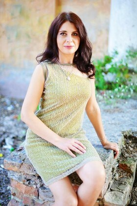 Tanja from Sumy 41 years - look for a man. My small primary photo.