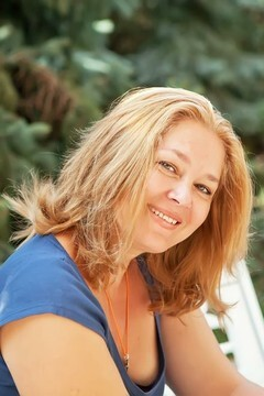 Kristina from Odessa 43 years - Kind-hearted woman. My mid primary photo.