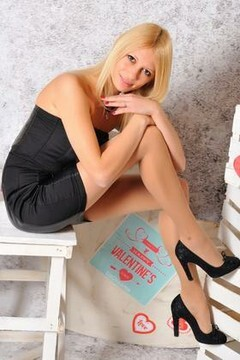 Elena from Simferopol 28 years - seeking soulmate. My small primary photo.