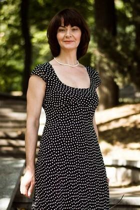 Tatiana from Kiev 49 years - nice smile. My small primary photo.
