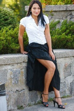 Vera from Kremenchug 26 years - single russian woman. My mid primary photo.