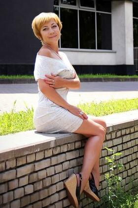 Valentina from Zaporozhye 53 years - ukrainian woman. My small primary photo.