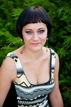 Olena from Sumy 30 years - ukrainian bride. My mid primary photo.