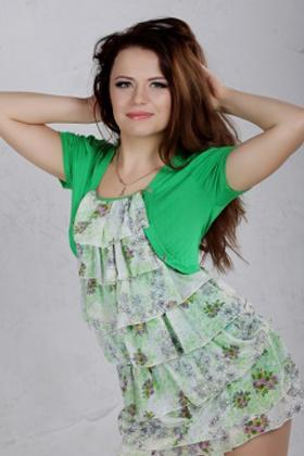 Nastyusha from Cherkasy 21 years - independent woman. My small primary photo.