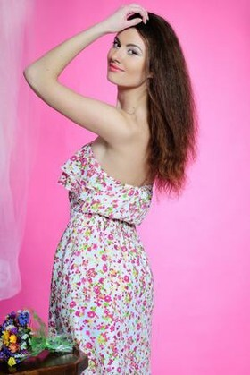Anastasia from Cherkasy 21 years - lovely girl. My small primary photo.