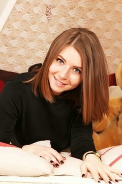 Dasha from Odessa 23 years - girl for marriage. My mid primary photo.